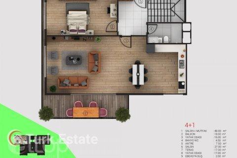 Apartment in Alanya, Turkey No. 353 - 22