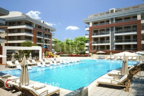 1+1 Apartment in Oba, Turkey No. 1058 - 3