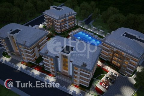 1+1 Apartment in Oba, Turkey No. 1058 - 14