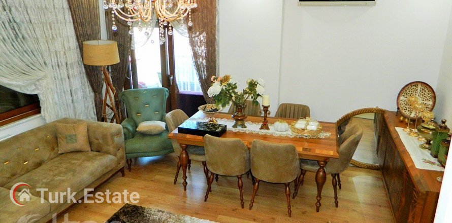 4+1 Penthouse in Alanya, Turkey No. 287