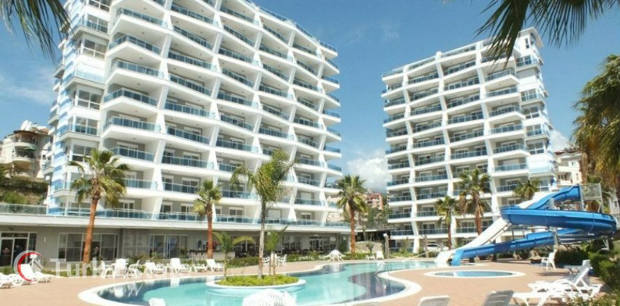 2+1 Apartment in Cikcilli, Turkey No. 825