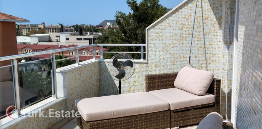 2+1 Penthouse in Alanya, Turkey No. 236