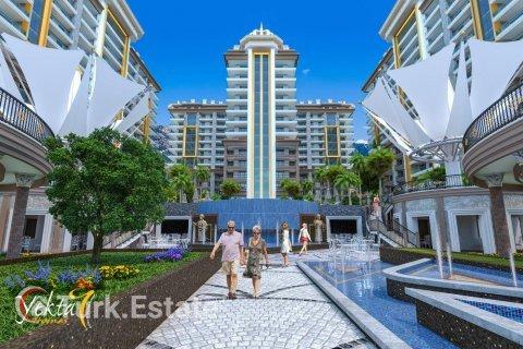 2+1 Development in Mahmutlar, Turkey No. 1535 - 25
