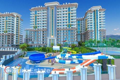 2+1 Development in Mahmutlar, Turkey No. 1535 - 13