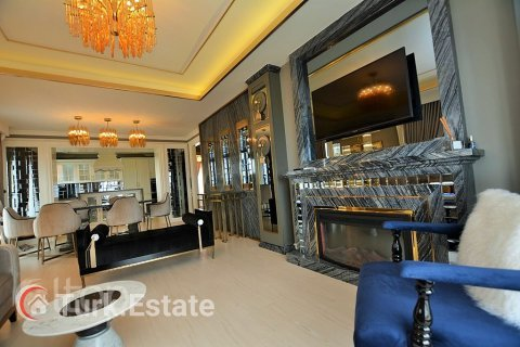 4+1 Penthouse in Alanya, Turkey No. 548 - 3