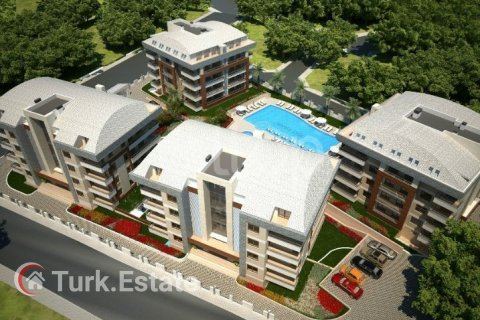 1+1 Apartment in Oba, Turkey No. 1058 - 10