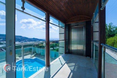 7+1 Villa in Alanya, Turkey No. 471 - 48