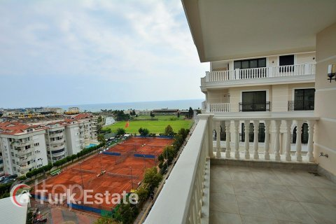 4+1 Penthouse in Alanya, Turkey No. 548 - 12