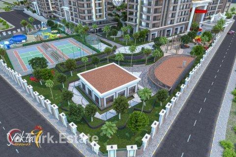 2+1 Development in Mahmutlar, Turkey No. 1535 - 27