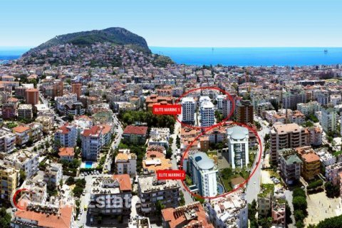 Apartment in Alanya, Turkey No. 814 - 9