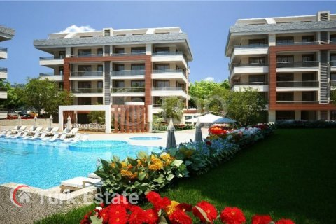 1+1 Apartment in Oba, Turkey No. 1058 - 4