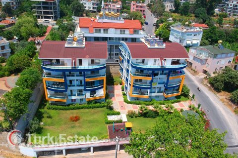 5+1 Penthouse in Alanya, Turkey No. 643 - 2