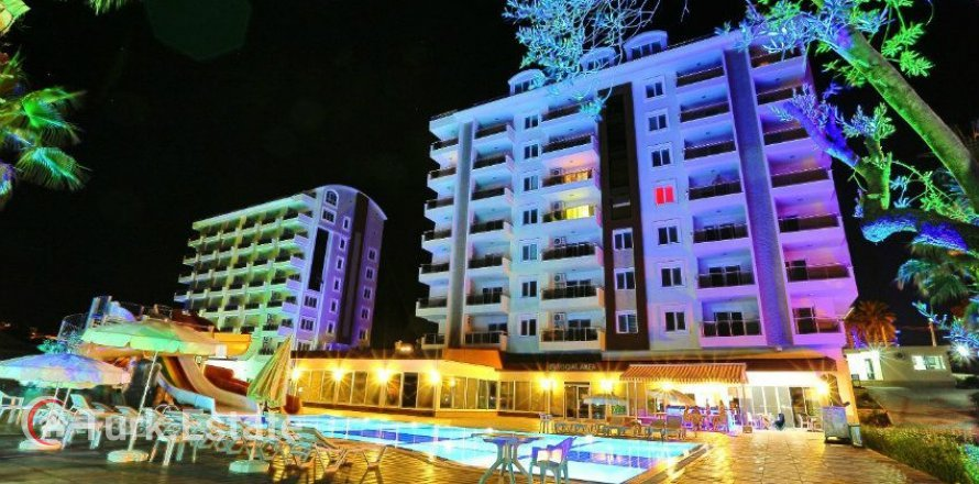 Apartment in Avsallar, Turkey No. 1073