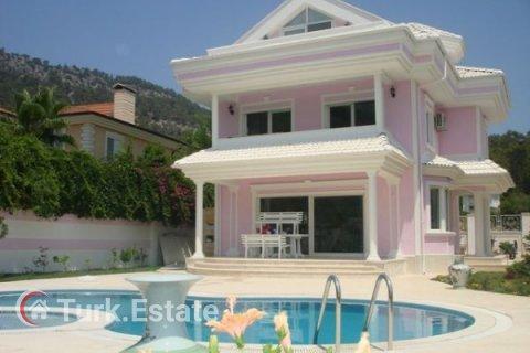 4+1 Villa in Kemer, Turkey No. 1181 - 1