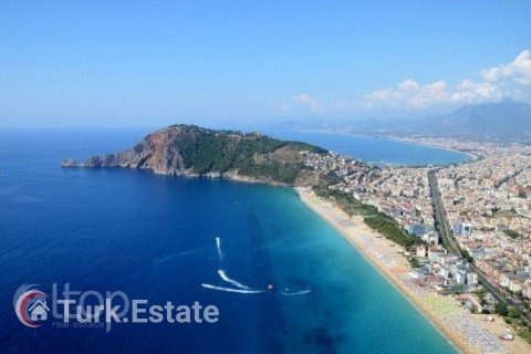 2+1 Apartment in Alanya, Turkey No. 677 - 1