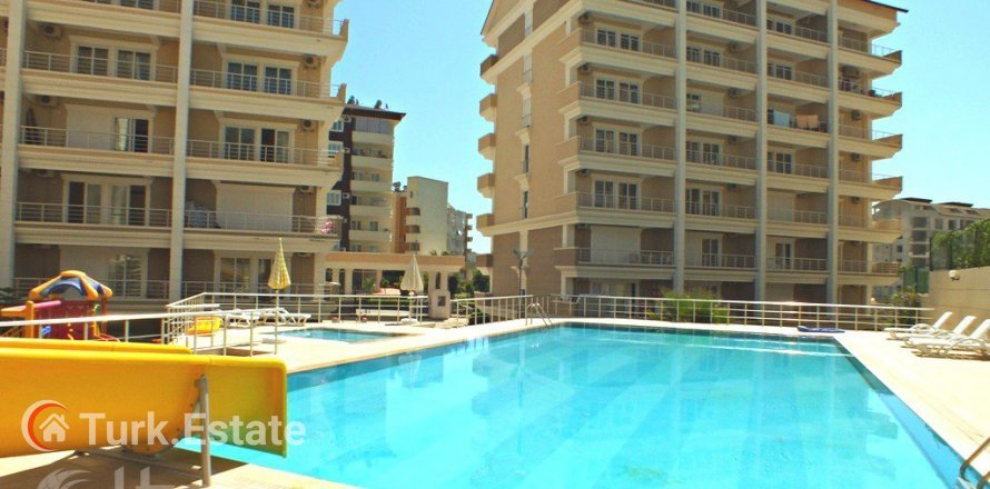 2+1 Apartment in Avsallar, Turkey No. 670