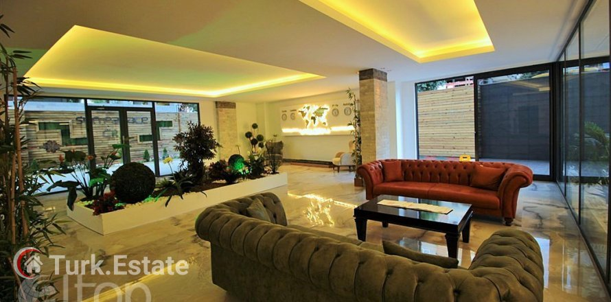 2+1 Apartment in Alanya, Turkey No. 610