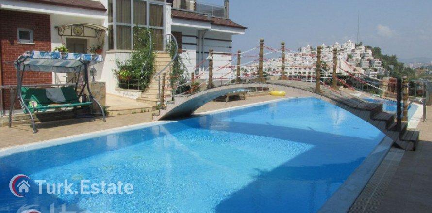 7+1 Villa in Konakli, Turkey No. 653