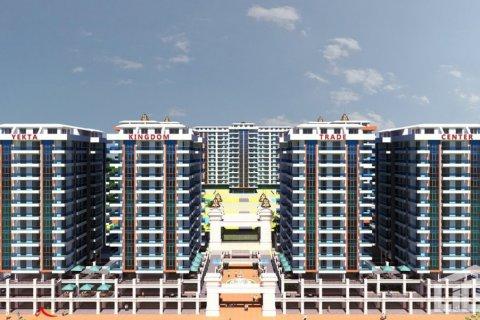 1+1 Apartment in Mahmutlar, Turkey No. 2868 - 3