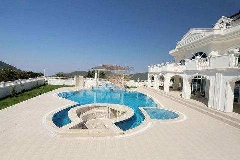 4+1 Villa in Fethiye, Turkey No. 2593 - 5