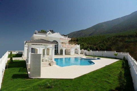 4+1 Villa in Fethiye, Turkey No. 2593 - 3