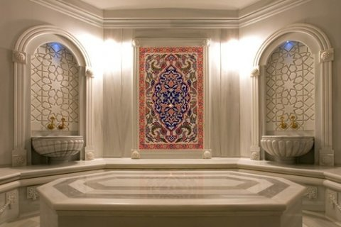 Turkish hammam - integral part of the country's culture