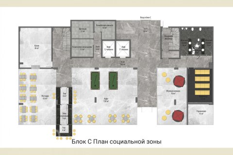Apartment in Avsallar, Turkey No. 323 - 16
