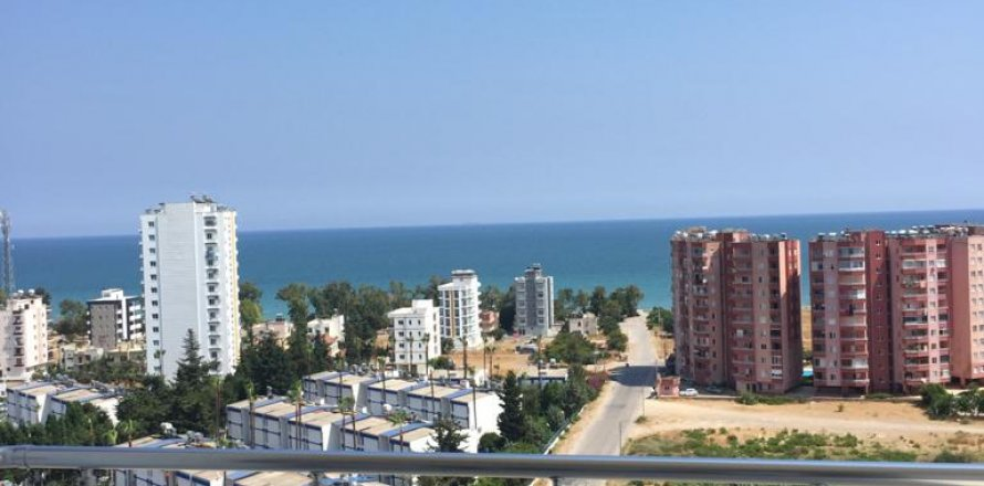 3+1 Apartment in Mersin, Turkey No. 4360