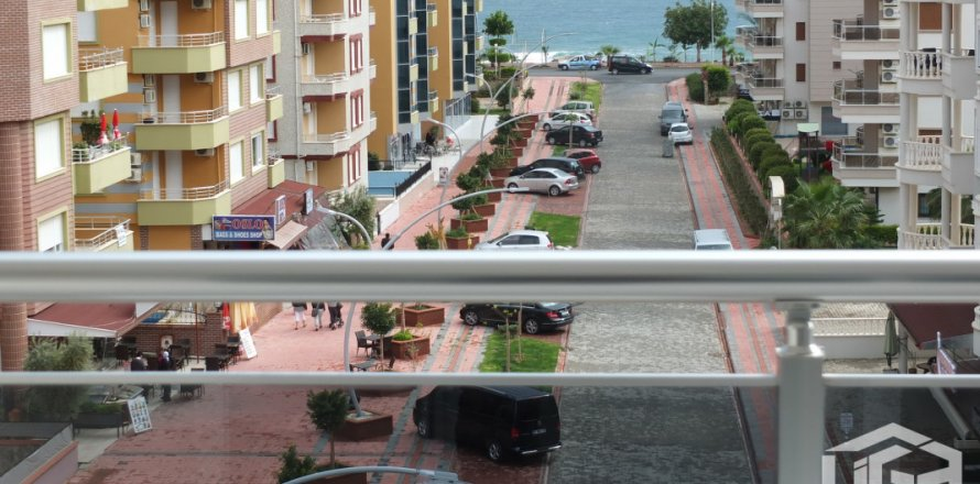 2+1 Apartment in Oba, Antalya, Turkey No. 4072