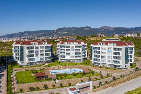 2+1 Apartment in Alanya, Turkey No. 4656 - 1