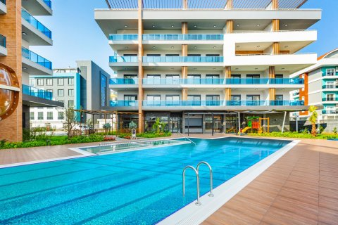 1+1 Apartment in Oba, Turkey No. 4608 - 1