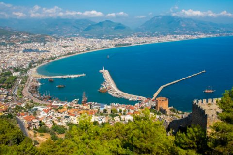How to move to Alanya