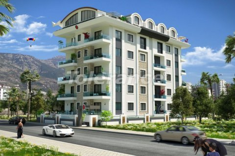 1+1 Apartment in Mahmutlar, Turkey No. 5710 - 2
