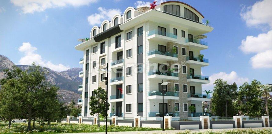 1+1 Apartment in Mahmutlar, Turkey No. 5710