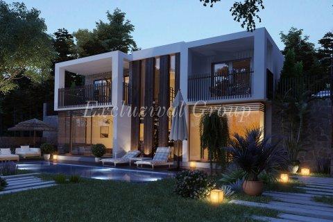 3+1 Villa in Bodrum, Turkey No. 8798 - 3