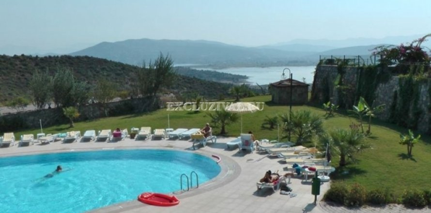 2+1 Apartment in Bodrum, Turkey No. 9430