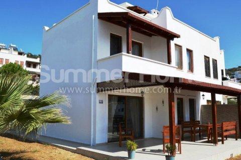 Villa for sale in Bodrum, Mugla, Turkey, 3 bedrooms, 130m2, No. 8363 – photo 1