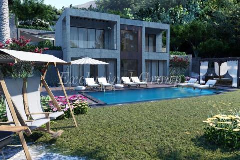 3+1 Villa in Bodrum, Turkey No. 8798 - 7