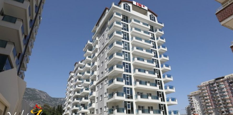 1+1 Development in Mahmutlar, Turkey No. 1688