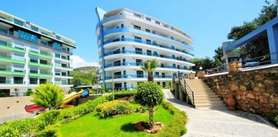 1+1 Apartment in Alanya, Turkey No. 10711