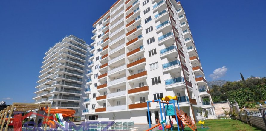 1+1 Apartment in Alanya, Antalya, Turkey No. 10974