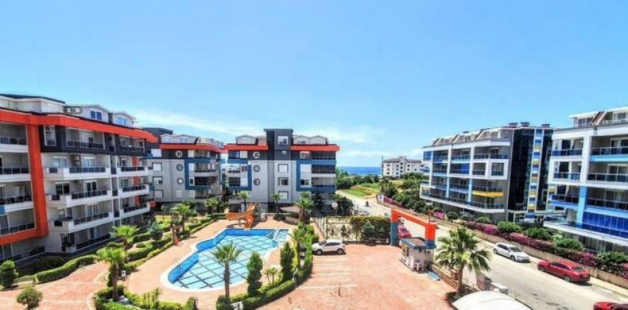 1+1 Apartment in Kestel, Turkey No. 10718