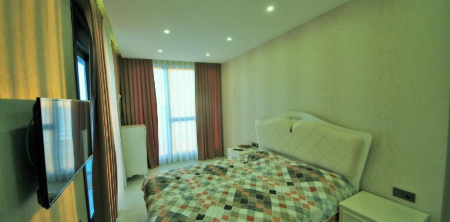 1+1 Apartment in Alanya, Turkey No. 10773