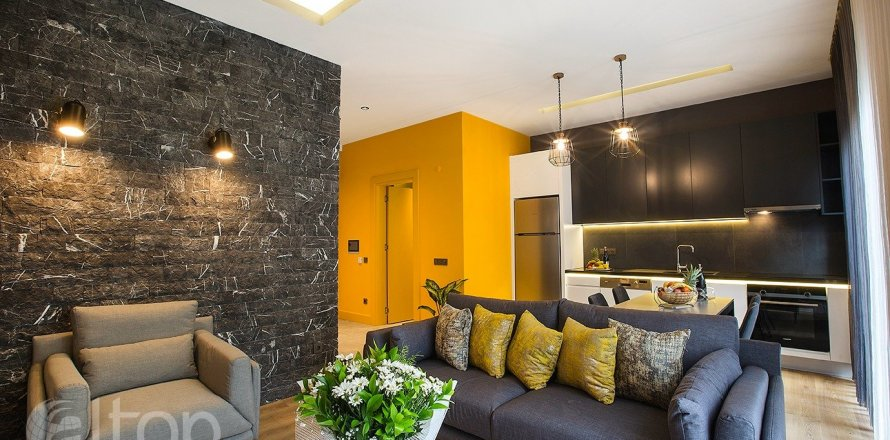 Apartment in Alanya, Turkey No. 769