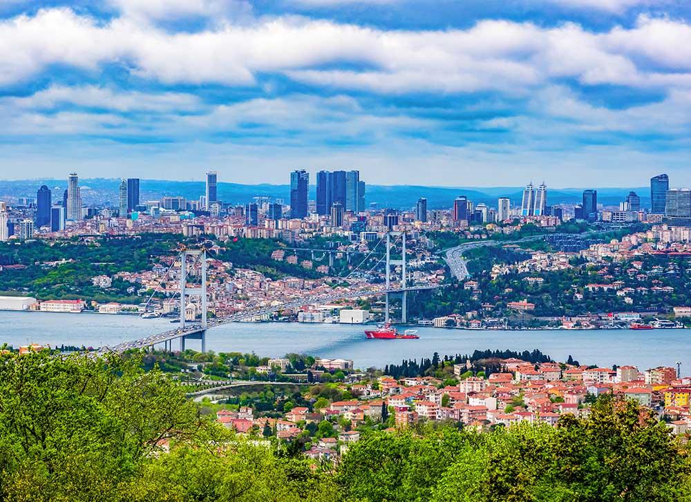 Турция вид на жительство