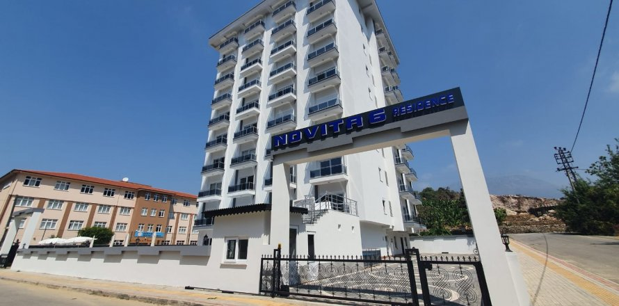 1+1 Apartment in Mahmutlar, Turkey No. 12411