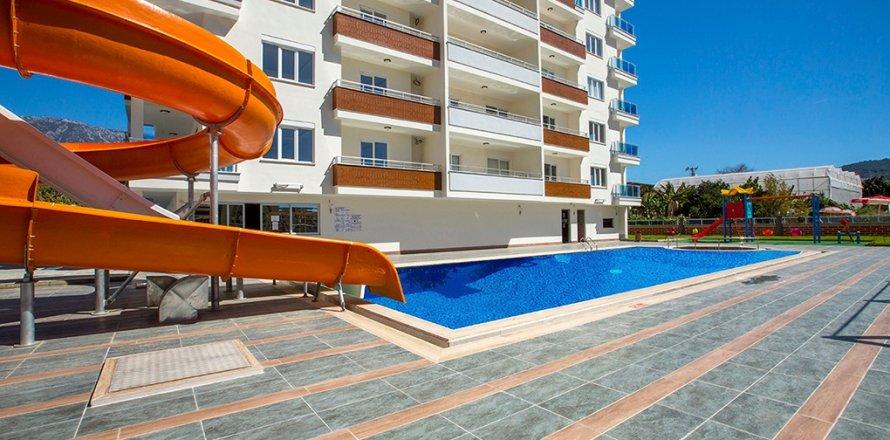 1+1 Apartment in Mahmutlar, Turkey No. 13364