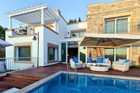 Turkish celebrity bought two luxury villas in bedroom