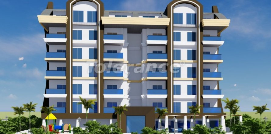 2+1 Apartment in Mahmutlar, Antalya, Turkey No. 3051