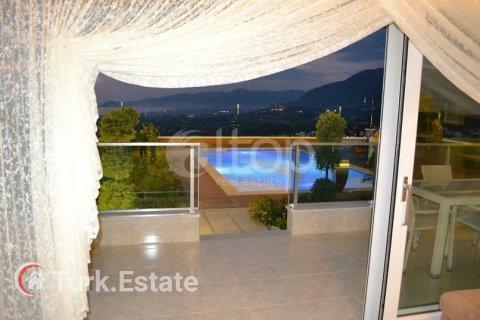 آپارتمان 1+4  در  در Alanya, Antalya, ترکیه شماره 1056 - 38